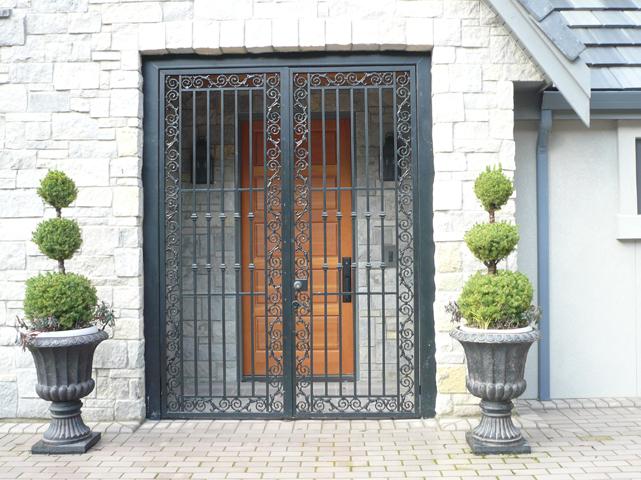 Home defense front door tactics page 5 home security for Front door security